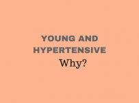 young age with high blood pressure